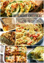 10 Healthy Casserole Veggie Recipes