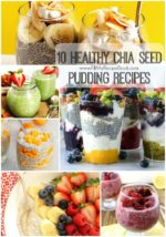 10 Healthy Chia Seed Pudding Recipes