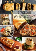 10 Vegetable Wellington Recipes