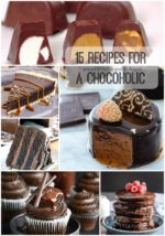 15 Recipes for a Chocoholic
