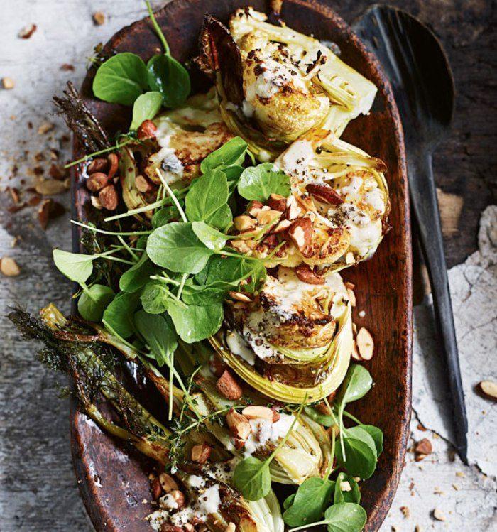 Roasted-cauliflower-and-fennel-salad