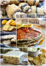 10 Best Baked Poppy Seed Recipes