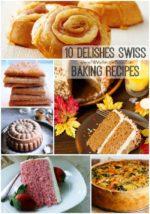 10 Delishes Swiss Baking Recipes