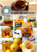 10 Herb Infused Honey Recipes