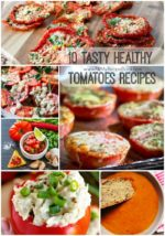 10 Tasty Healthy Tomatoes Recipes
