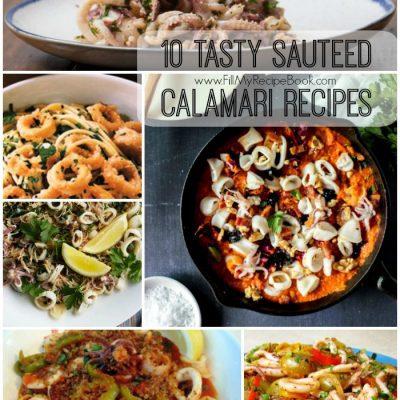 10 Tasty Sauteed Calamari Recipes