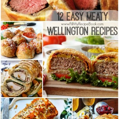 12 Easy Meaty Wellington Recipes