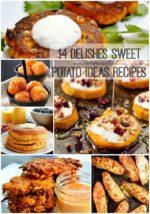 14 Delishes Sweet Potato Ideas Recipes
