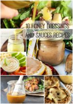 10 Honey Dressings and Sauces Recipes