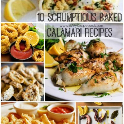 10 Scrumptious Baked Calamari Recipes