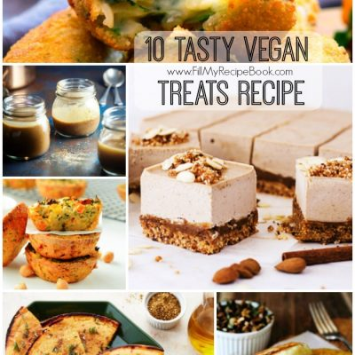 10 Tasty Vegan Treats Recipe