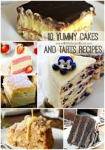 10 Yummy Cakes and Tarts Recipes