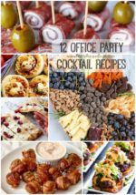 12 Office Party Cocktail Recipes