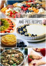 12 Tasty Fruit Tarts and Pies Recipes