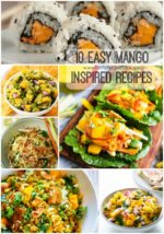 10 Easy Mango Inspired Recipes