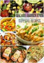12 Easy Gluten Free Suppers Recipes
