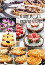 12 Mini Tartlets Dessert Recipes