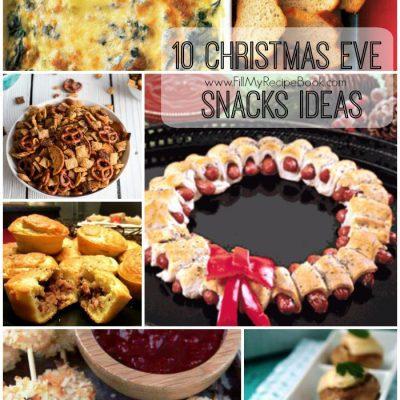 10 Christmas Eve Snacks Ideas