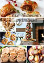 10 Easy Christmas Party Appetizer Recipes