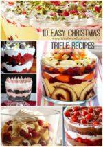10 Easy Christmas Trifle Recipes