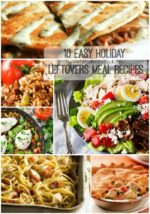 10 Easy Holiday Leftovers Meal Recipes