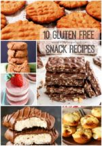 10 Gluten Free Snack Recipes