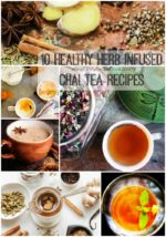 10 Healthy Herb Infused Chai Tea Recipes