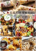 10 Healthy New year's Eats Recipes