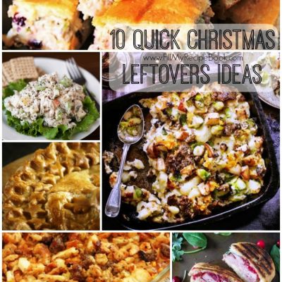 10 Quick Christmas Leftovers Ideas