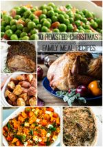 10 Roasted Christmas Family Meal Recipes