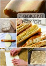7 HomeMade Puff Pastry Recipe