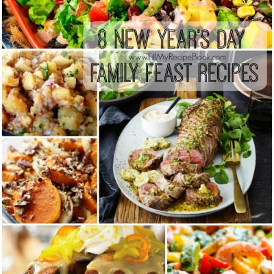8 New Year's Day Family Feast Recipes
