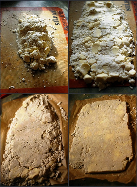 Gluten-free-rough-puff-pastry