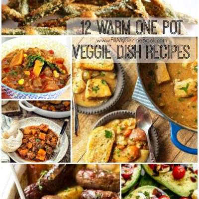 12 Warm One Pot Veggie Dish Recipes