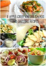 6 Apple Cider Vinegar Salads and Dressing Recipes
