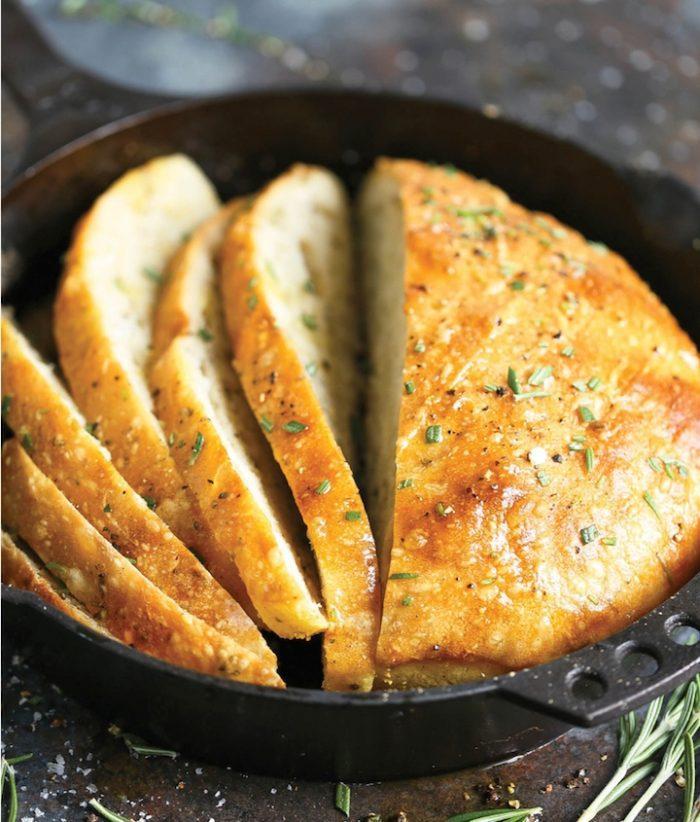 No-knead-rosemary-bread
