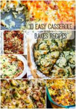 10 Easy Casserole Bakes Recipes