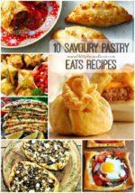 10 Savoury Pastry Eats Recipes
