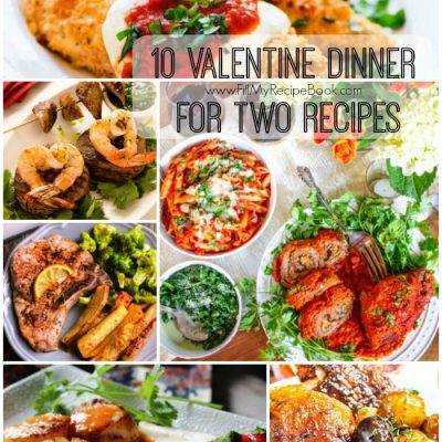 10 Valentine Dinner For Two Recipes