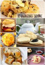 10 Amazing Scone Recipes