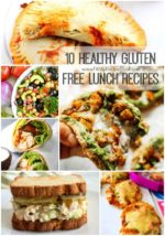 10 Healthy Gluten Free Lunch Recipes