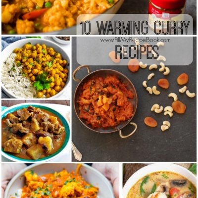 10 Warming Curry Recipes