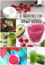 8 Smoothies for Anemia Recipes