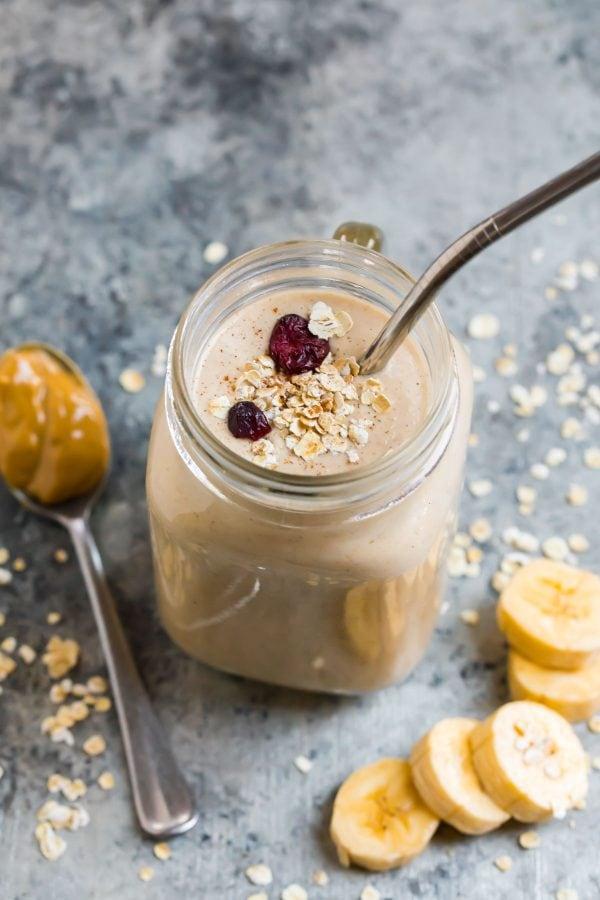 Oatmeal-smoothie-recipe