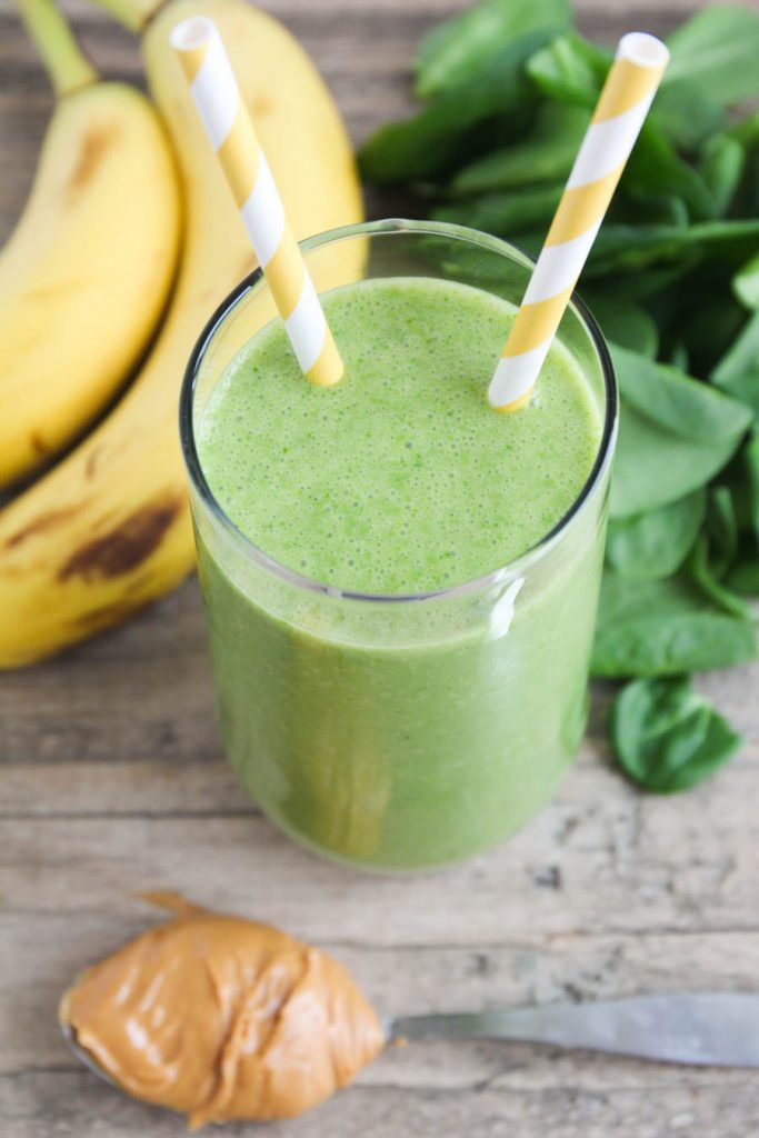 Green-breakfast-smoothie