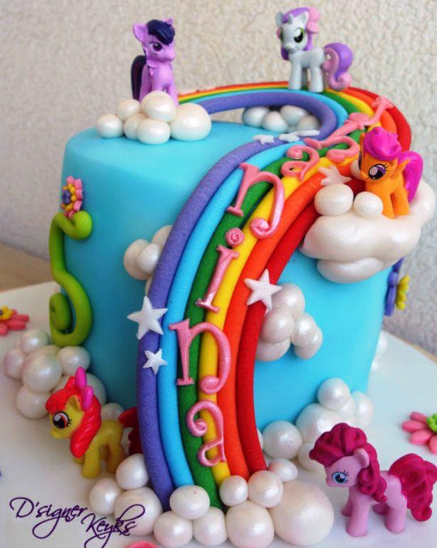 Surprising My Little Pony Birthday Theme Fill My Recipe Book Funny Birthday Cards Online Overcheapnameinfo