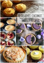 10 Delishes Coconut Tartlet Recipes