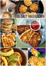 10 Easy Hash Brown Recipes