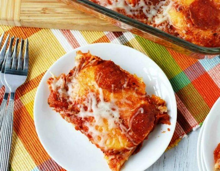 Easy-10-minute-kid-friendly-pizza-bake