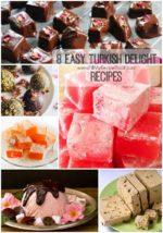 8 Easy Turkish Delight Recipes
